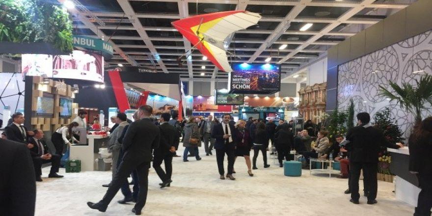 Kuşadası Berlin ITB fuarında stand açtı