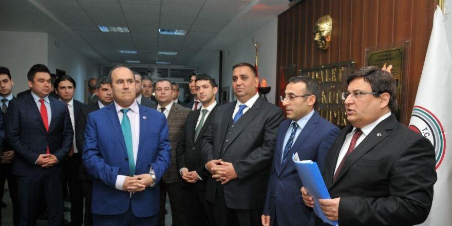 Tarsus Adliyesi'nde Medya İletişim Bürosu açıldı
