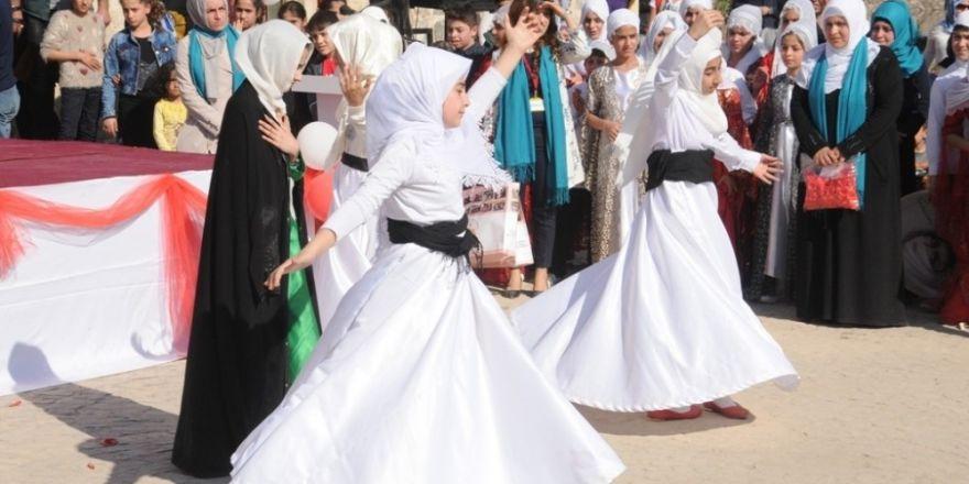 Cizre'de 8 Mart etkinliği