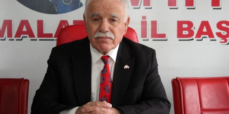Görevden alınan MHP Malatya İl Başkan Mehmet Erdem: