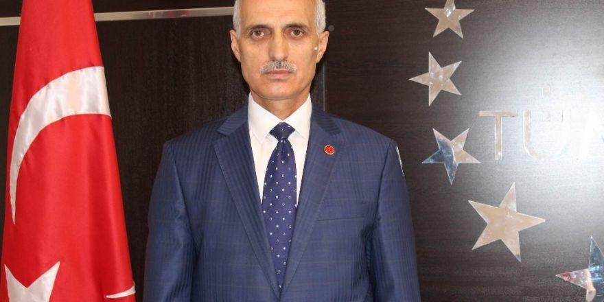 TÜMSİAD Kayseri Şubesi Başkanı Nusret Uğurlu: