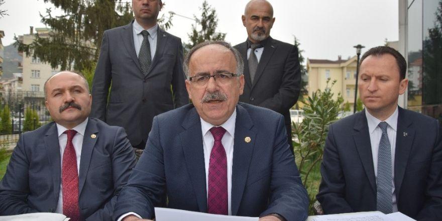 """MHP'li Kalaycı """"MHP'den kimse muhalif olduğu için ihraç edilmedi"""""""
