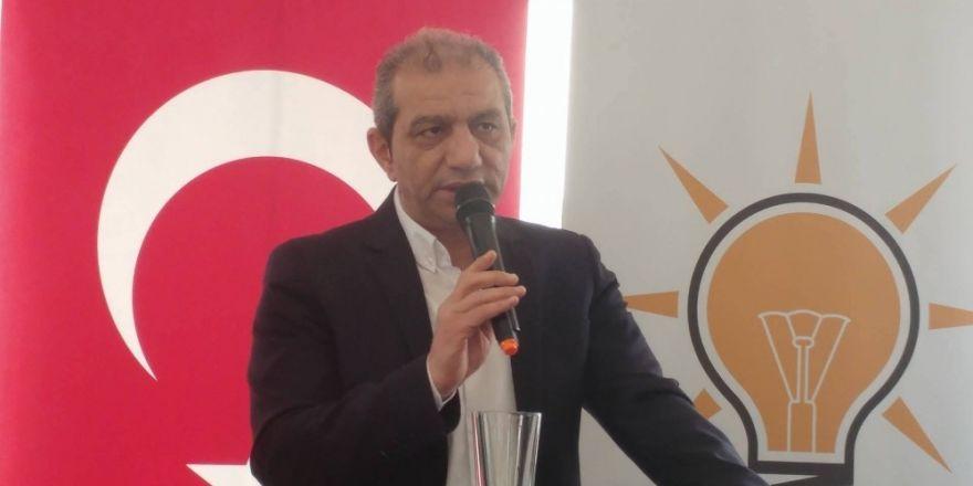 """AK Partili Aslan: """"Bahçeli'nin tek derdi Türkiye'dir"""""""