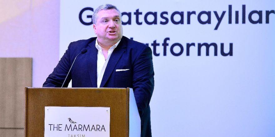 Galatasaray Platformu, kulübün sorunlarına çözüm arıyor