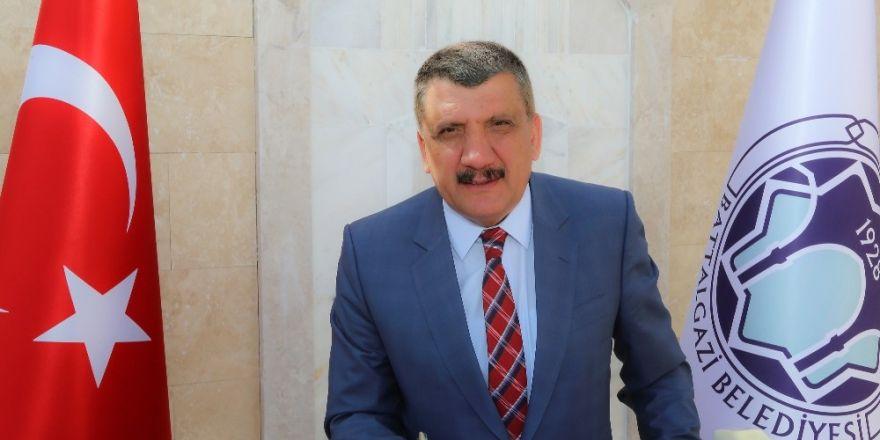 Başkan Gürkan'dan İstiklal Marşının kabulü kutlaması