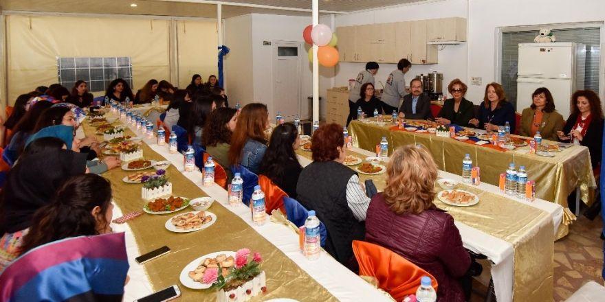 Kadınlar için eğitim projesi