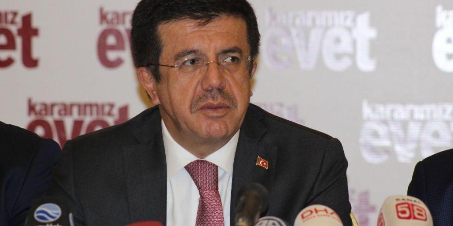 Ekonomi Bakanı Zeybekci'den Hollanda açıklaması