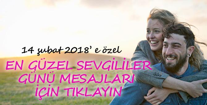 En Güzel En Anlamlı Sevgililer Günü Mesajları 14 Şubat 2018