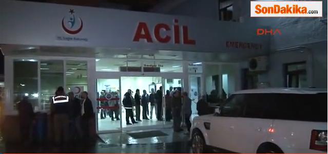 CHP İlçe Başkanına Silahlı Saldırı