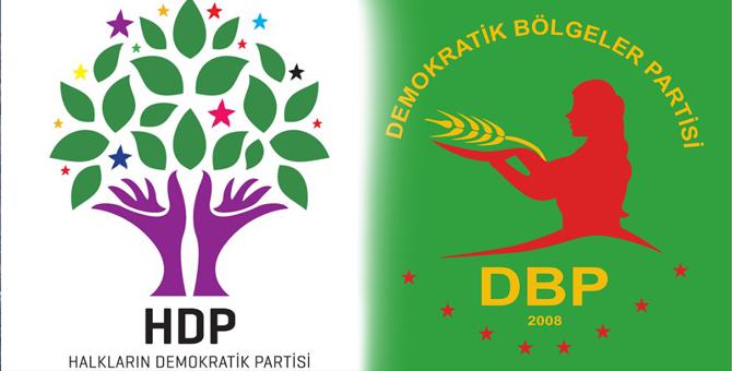 Büyük Operasyon: HDP ve DBP'li Yöneticiler Gözaltında