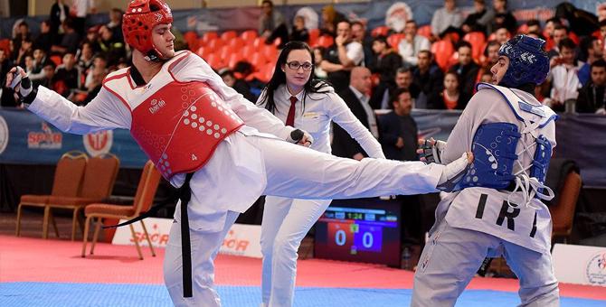 Pendik'li Sporcu Atina'da Milli Takımımızı Temsil Edecek