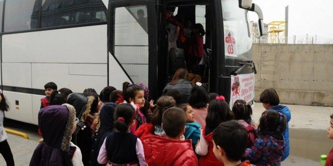 Kayapınar'da 84 bin çocuk sinemayla buluşuyor
