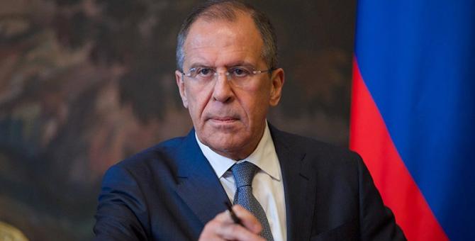 Rusya Dışişleri Bakanlığı'ndan ABD'ye Suriye Tepkisi