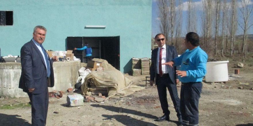 Selendi'de 21 içme suyu deposu yenilenecek