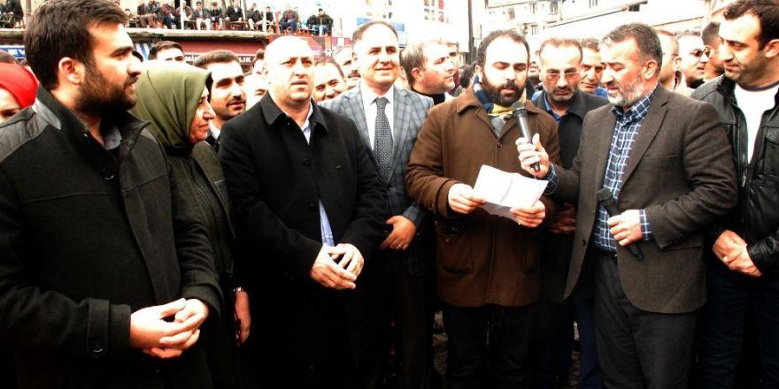 Bitlis'ten Hollanda'ya kınama