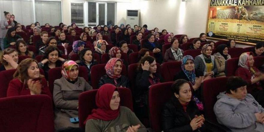 AK Parti Manisa teşkilatı referandum eğitimlerini tamamladı