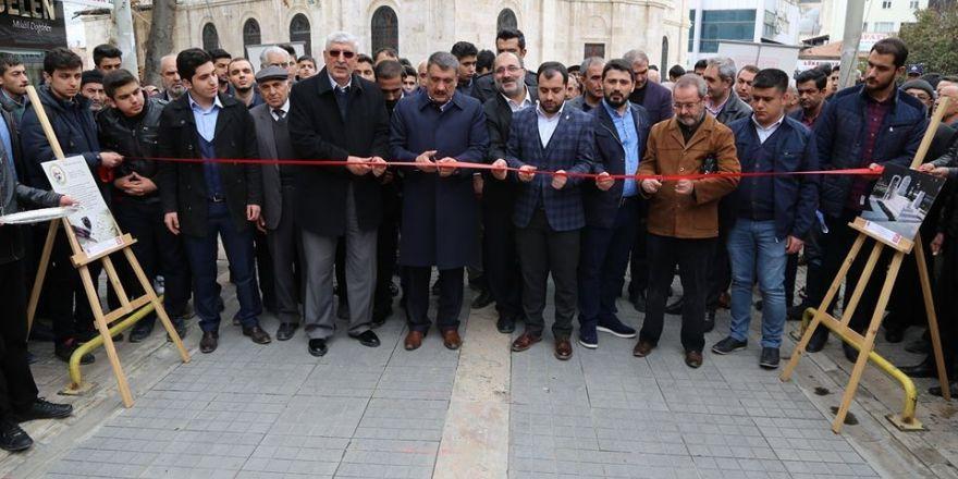 'Mehmet Akif Ersoy'un Hayatı' Konulu sergi açıldı