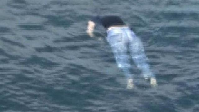Kartal'da denizde kadın cesedi bulundu
