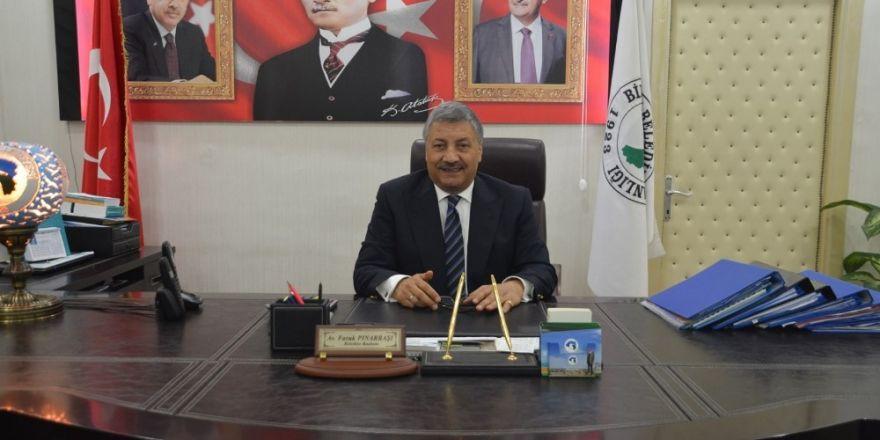Birecik Belediye Başkanı Pınarbaşı: