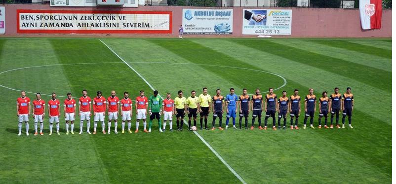 Pendikspor'a Playoff  Yolunda Ağır Darbe