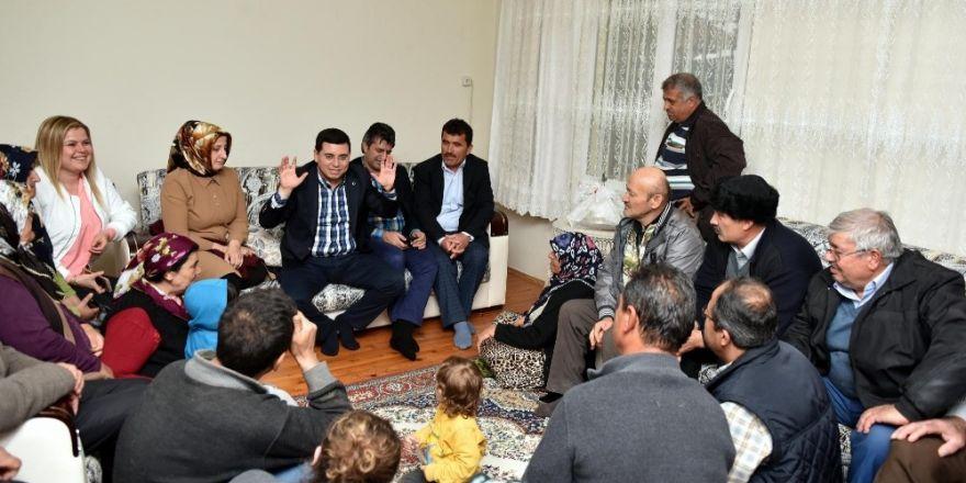 Tütüncü'den Habibler Mahallesi'ne tapu müjdesi