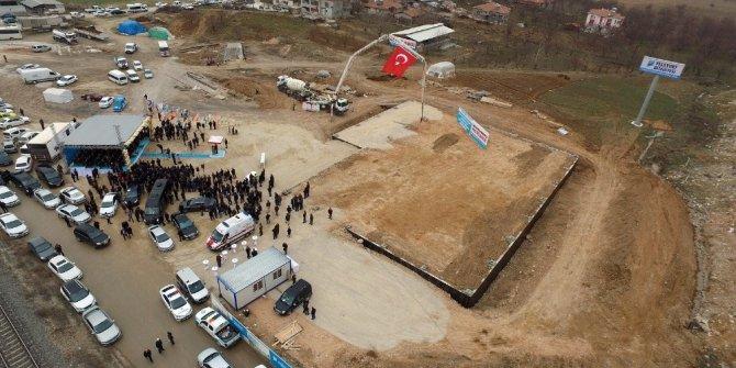 Bakan Tüfenkci Malatya'da temel atma törenine katıldı