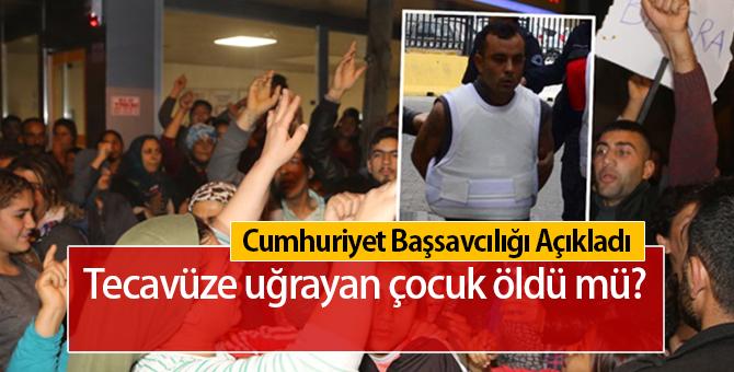 Adana'da 4,5 Yaşında Tecavüze Uğrayan Çocuk Öldü mü