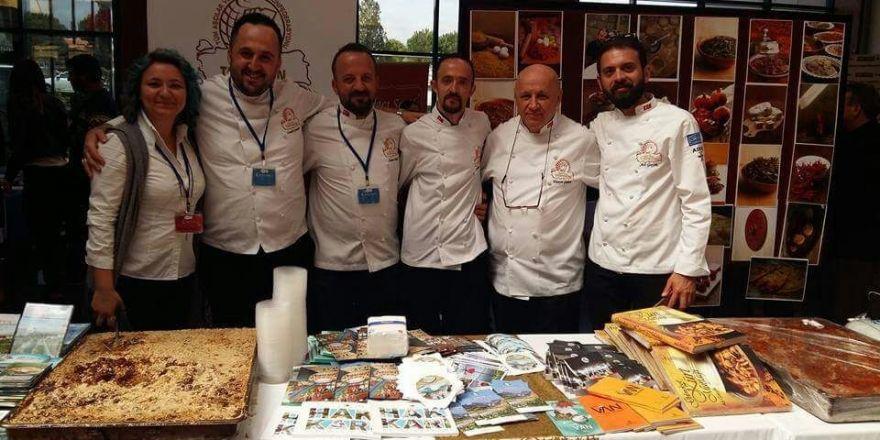 Van yemekleri 'Yöresel Gastronomi Festivali'nde tanıtıldı