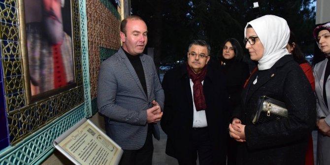TBMM Kadın ve Erkek Fırsat Eşitliği Başkanı Katırcıoğlu'ndan Bilecik ziyareti