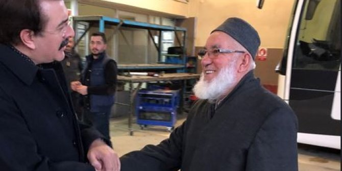 Milletvekili Aydemir'den Sanayi esnafıyla istişare