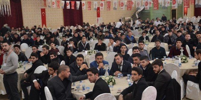 Balıkesir MHP'ye bin 100 yeni üye