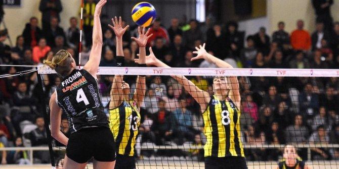 Vestel Venus Sultanlar Ligi: Çanakkale Belediyespor: 1 - Fenerbahçe: 3