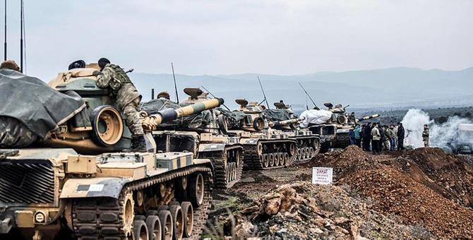 TSK'dan Son Dakika Afrin Açıklaması