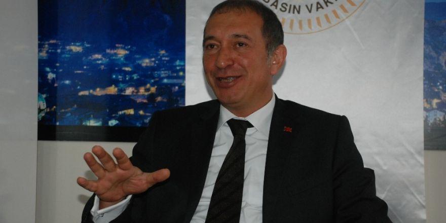 """Tokat İl Emniyet Müdürü Topaloğlu, """"Bu şehrin huzurunu bozdurtmam"""""""