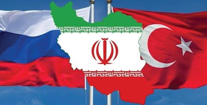 Rusya, Türkiye, İran Astana'da Bir Araya Gelecek