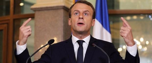 "Laurent Wauquiez'den Fransa Cumhurbaşkanı Macron'a ""diktatör"" suçlaması"