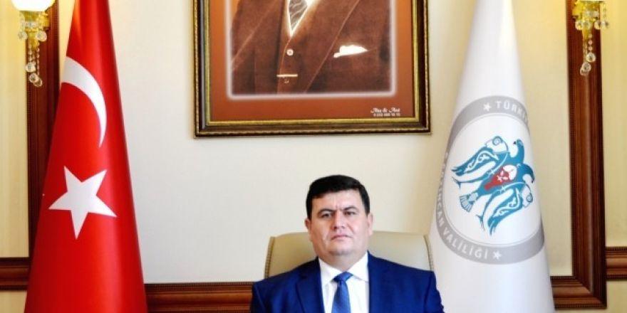 Vali Arslantaş'ın İstiklal Marşının Kabulü ve Mehmet Akif Ersoy'u anma günü mesajı