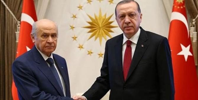 AK Parti-MHP İttifakının Adı Belli Oldu