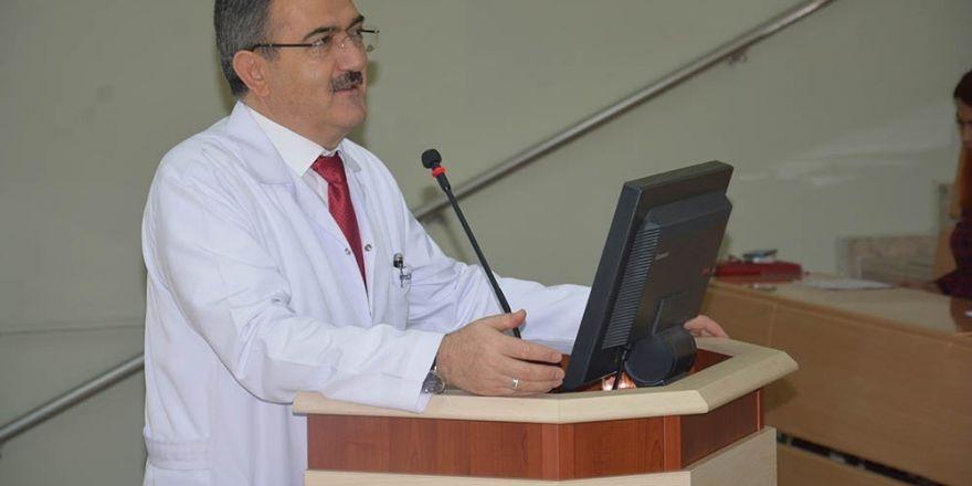 Rektör Şahin'den 14 Mart Tıp Bayramı mesajı