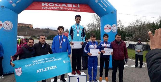 Ümraniye Belediyesi Türkiye Şampiyonası'nda