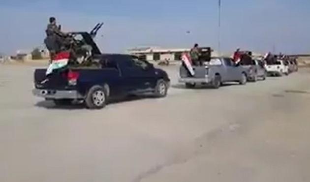 TSK ve Esad Güçleri Arasında Çatışma Başladı