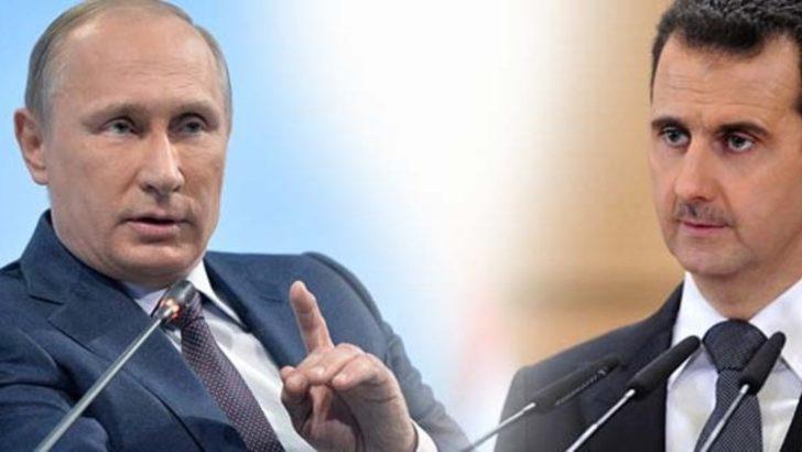 Putin'den Eset'e Afrin engeli