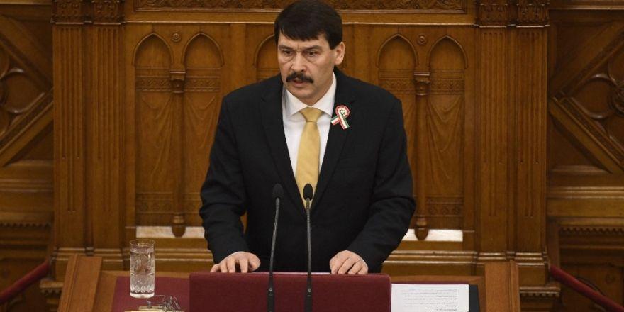 Macaristan'da Cumhurbaşkanlığı seçimini Ader yeniden kazandı
