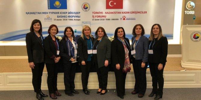 Bartın TSO kadın girişimciler icra kurulu Ankara'da