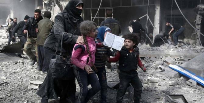 Rusya BM'i Doğu Guta için acil toplantıya çağırdı