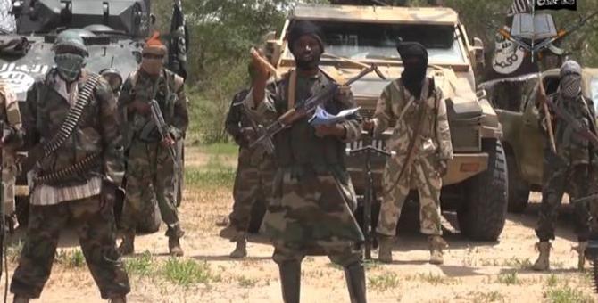 Nijerya'da, Boko Haram 111 Öğrenciyi Kaçırdı