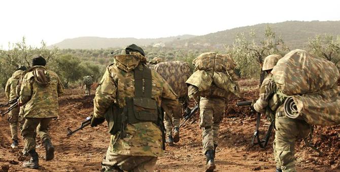 Afrin'de Son Durum: Adım Adım Hedefe!