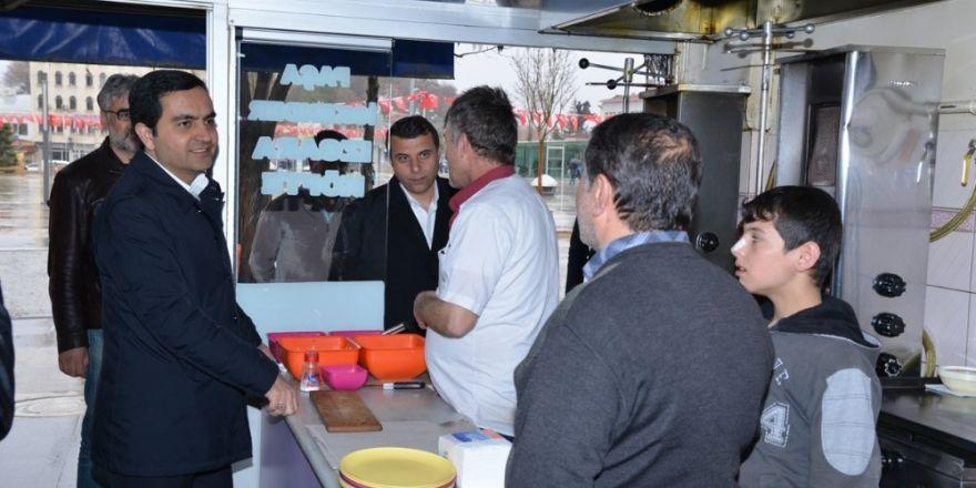 """Belediye Başkanı Yaşar Bahçeci: """"Güven ve desteği her zaman yanımızda hissediyoruz"""""""