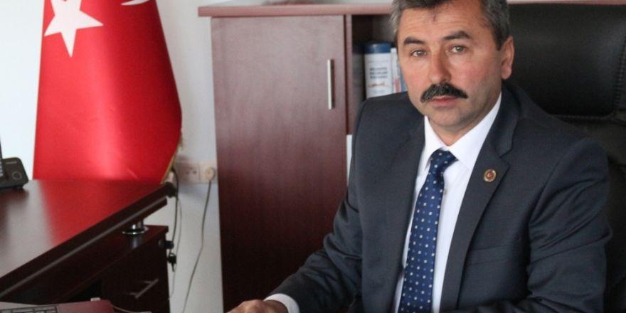 Başkan Cavit Erdoğan: Mehmet Akif Ersoy'u rahmetle anıyoruz