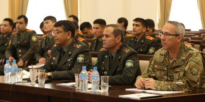 ABD Hava Kuvvetleri Komutanı Harrigian'dan Özbekistan'a ziyaret